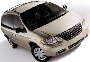 Chrysler Grand Voyager (2011-2015)