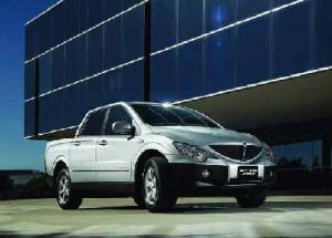 SsangYong Actyon Sports (2006-2012)