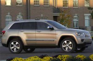 Jeep Grand Cherokee (2010-2013)