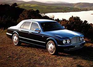 Bentley Arnage (2005-2009)