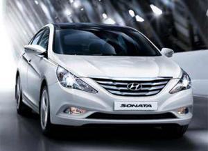 Hyundai Sonata (2010-2014)