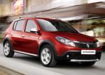 Renault Sandero Stepway (2011-2014)
