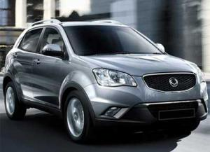 SsangYong Actyon (2010-2013)
