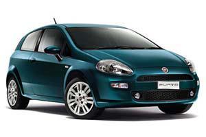 Fiat Punto 3D