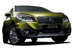 Suzuki SX4 (2013-2016)