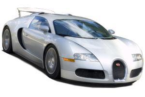 Bugatti Veyron (2005-2015)