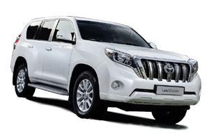 Toyota Land Cruiser Prado (2013-2017)