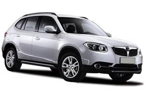 Brilliance V5 (2011-2017)