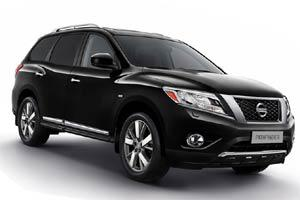 Review about the car Nissan Pathfinder 3.5 2014 year