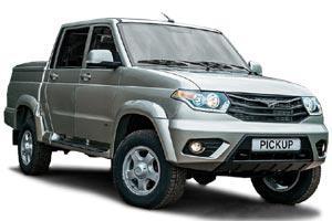 УАЗ Pickup (2014-2016)