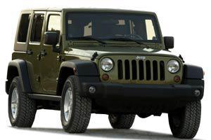 Jeep Wrangler (2006-2017)