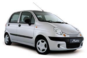 Daewoo Matiz (2000-2015)