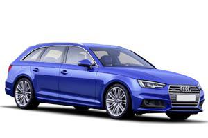 Audi A4 (2015-2019)