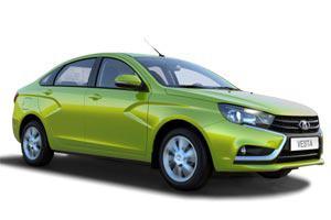Цена на новый автомобиль Lada Vesta 1.6 (106 л.с.) cедан 759 900 руб. в Москве
