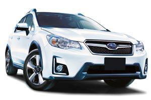 Subaru XV (2016-2017)