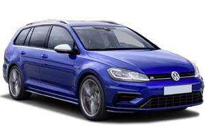 Volkswagen Golf (2017-2019)