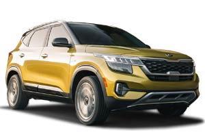 Цена на новый автомобиль Kia Seltos 1.6 MPI 4WD универсал 1 569 900 руб. в Москве