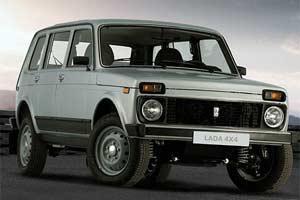 Lada 4x4 (3дв.)