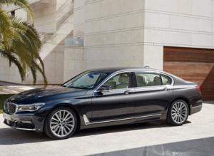 BMW 7er (2015-2019)
