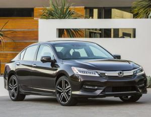 Honda Accord (2015-2017)
