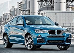 BMW X4 (2014-2018)