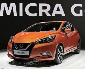Nissan Micra (2013-2016)
