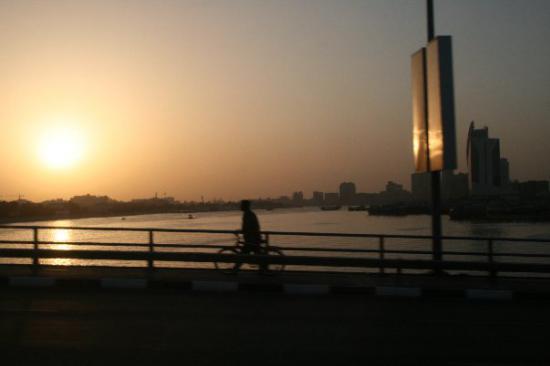Последний вереч в Дубае, дорога обратно в аэропорт!