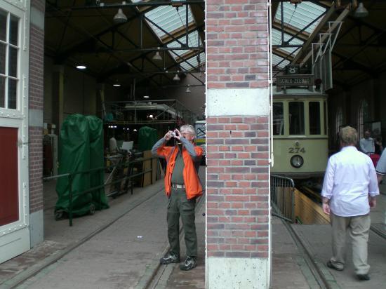 Вход для работников депо