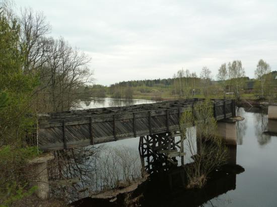 Керженец - красивая река