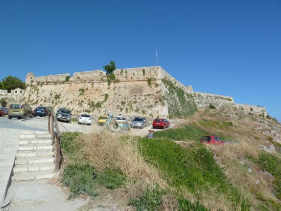 венецианская крепость, самая старая часть города