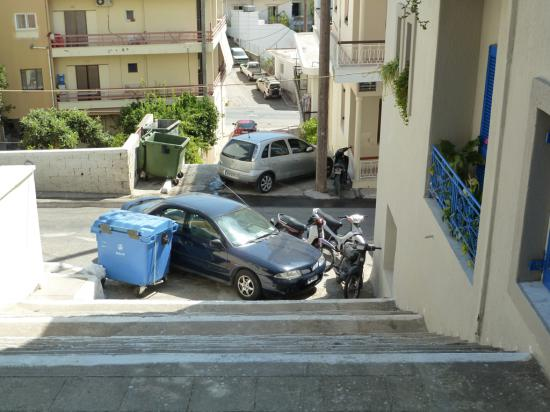 так тоже паркуются