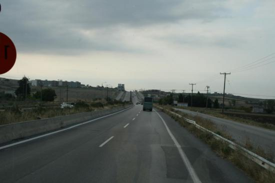 Параллельная дорога