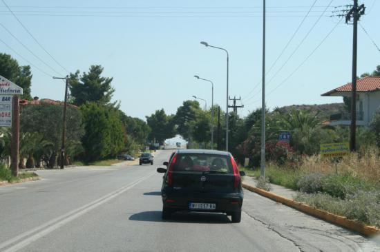 На дорогах преобладают малолитражки