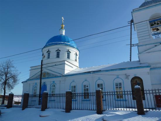 храм в Ворсме