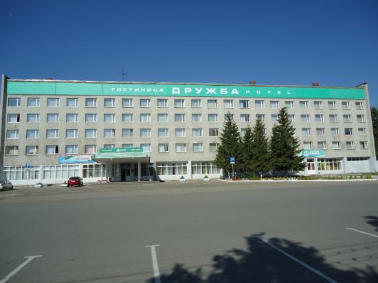 Это самый центровой отель Дзержинска