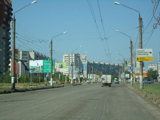 Проспект Циолковского