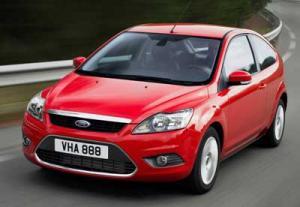 Тест-драйв Ford Focus 2,0