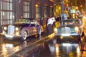 1 августа стартует ночное ралли ретро-автомобилей