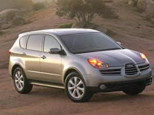 Tribeca - еще одна первоклассная модель от марки Subaru