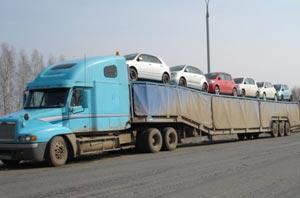 Автовозы и их преимущества