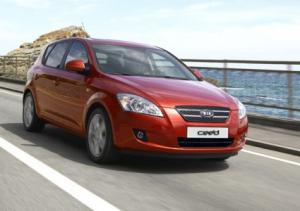 В июле россияне предпочли автомобили Kia