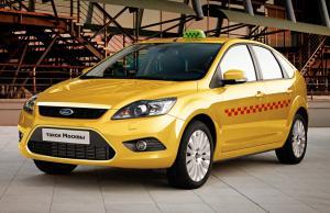 Московские таксисты за кондиционер берут дополнительно 100 рублей