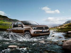 Российские цены на пикап Volkswagen Amarok