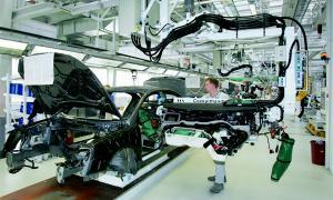 Российские Volkswagen не будут выпускаться две недели