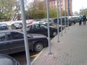 Оснащение парка транспортной компании