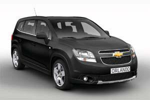 Новый мини-вэн Chevrolet Orlando и его особенности