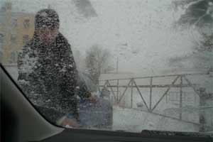 Правила вождения в условиях недостаточной видимости