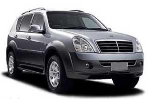 SsangYong Rexton – настоящий мужской автомобиль