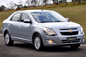 Новый семейный седан – Chevrolet Cobalt