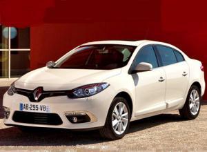 Дан старт продажам нового Renault Fluence